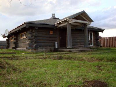 домик в русском стиле