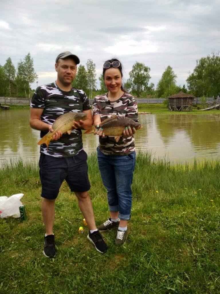 rybalka maj okulova zaimkaA2 - Рыбалка