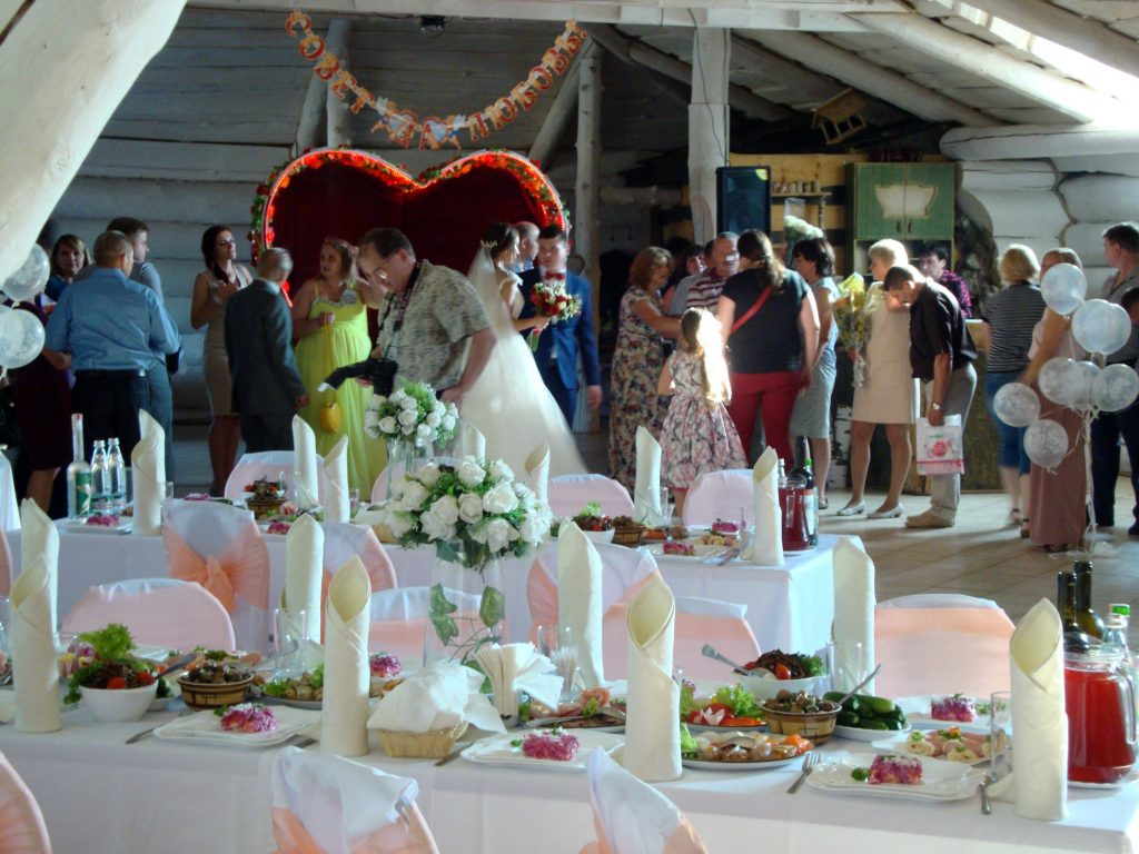 Банкетный зал свадьба4