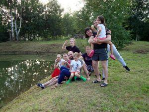Отдыхающие июль Окулова Заимка2