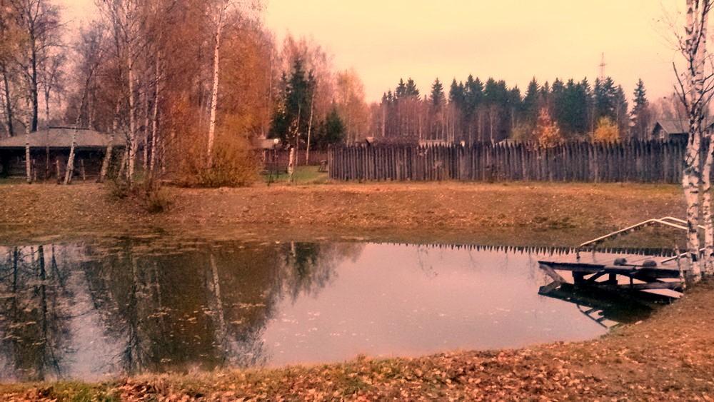 окулова Заимка золотая осень 1
