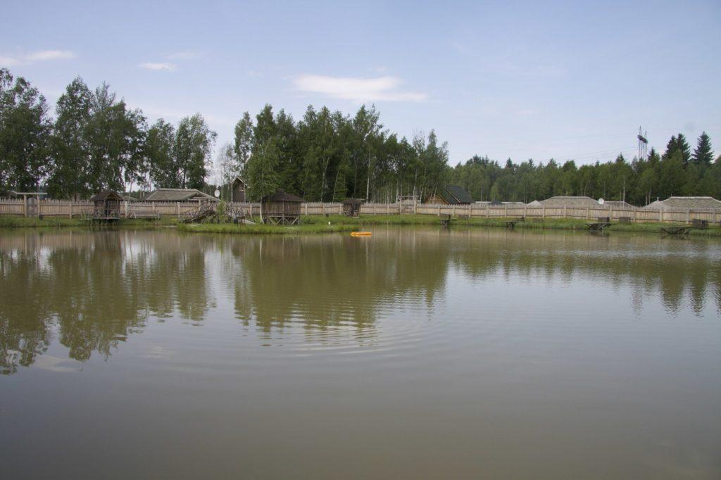 Платная рыбалка сосновый берег