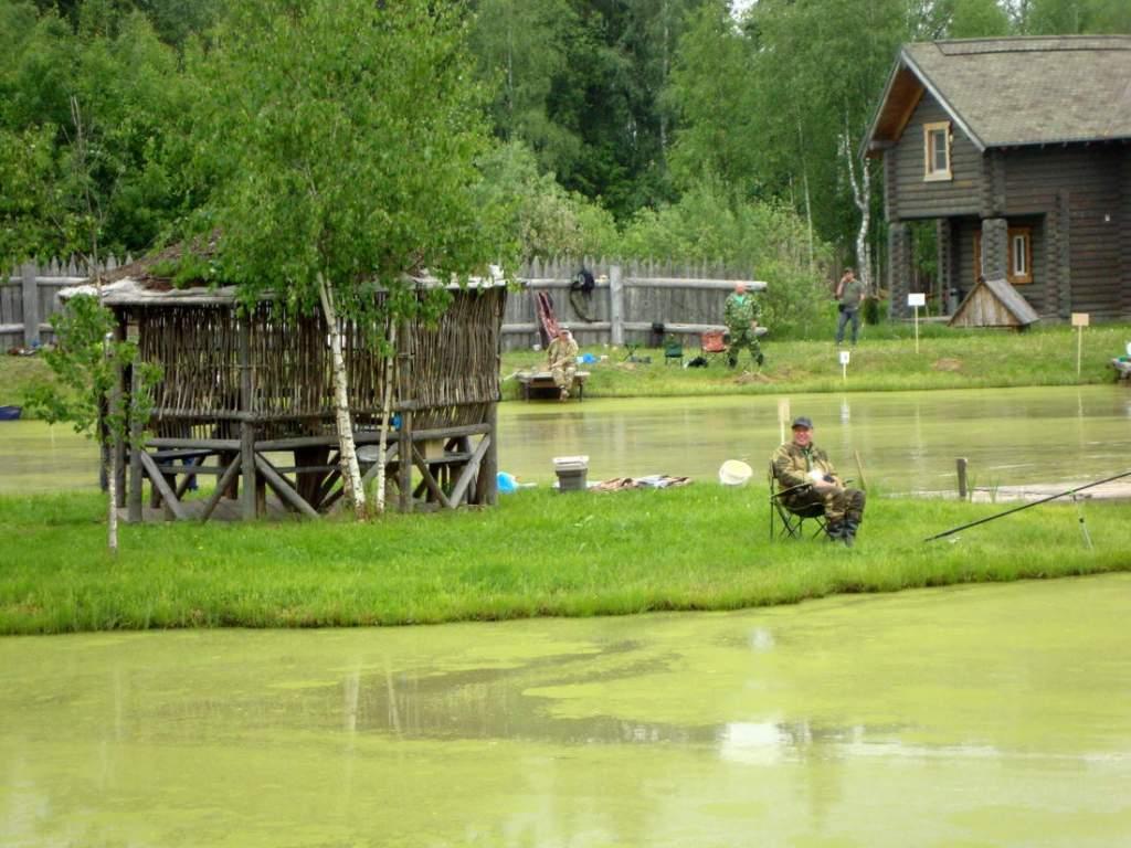 рыбалка май 1